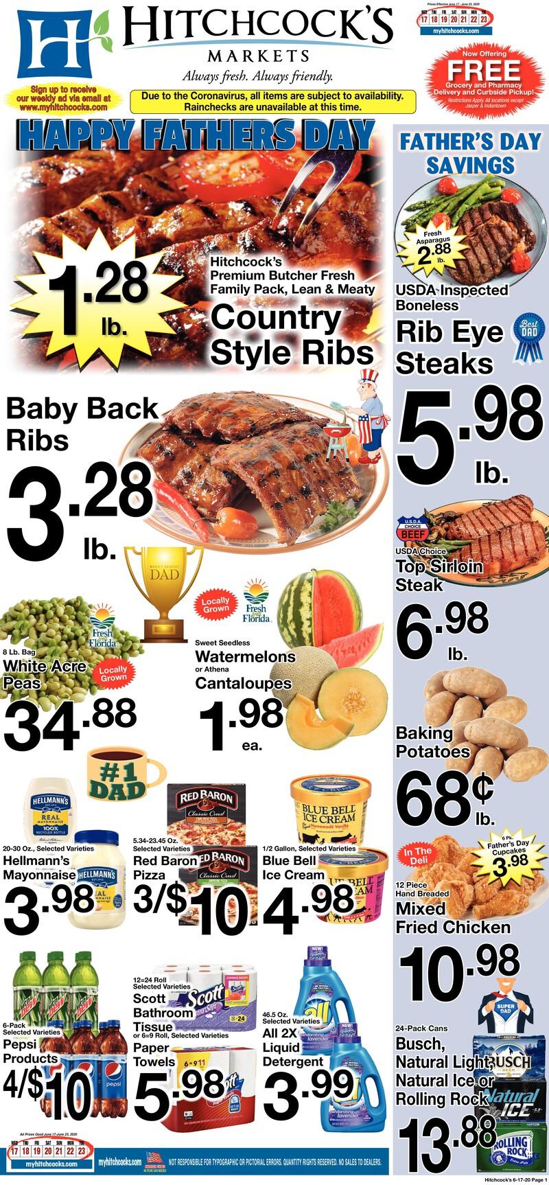 Pioneer supermarket weekly ad (June 28 – July 4, 2020)   Pioneer supermarket In Store Ads
