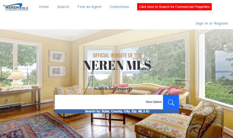 NNERENMLS 🤑 New England Real Estate Login www.nnerenmls.com
