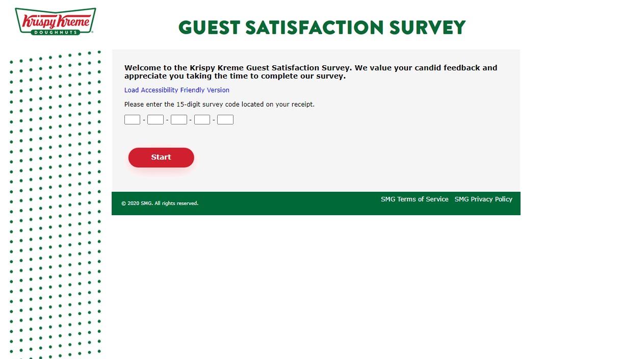 Krispy Kreme Survey - www.Krispykremelistens.com