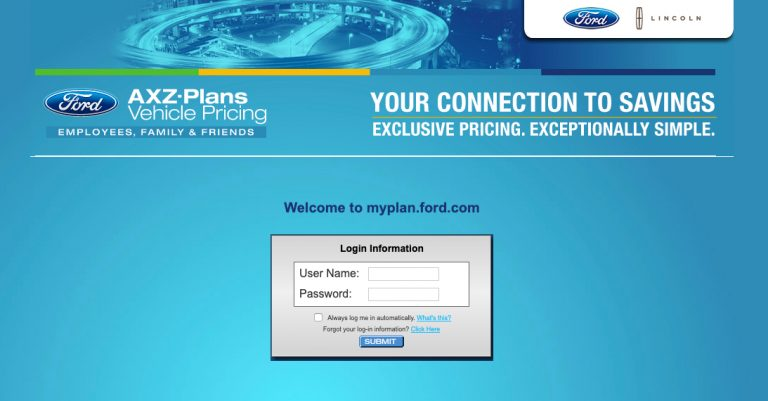 MyFordBenefits.Com Login - MyfordBenefits Login Retirees