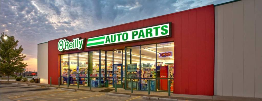 O'Reilly Auto Parts Survey - www.oreillycares.com