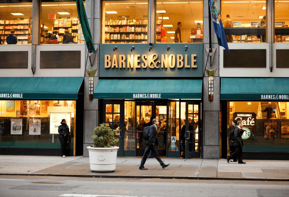 Barnes & Noble Price Match