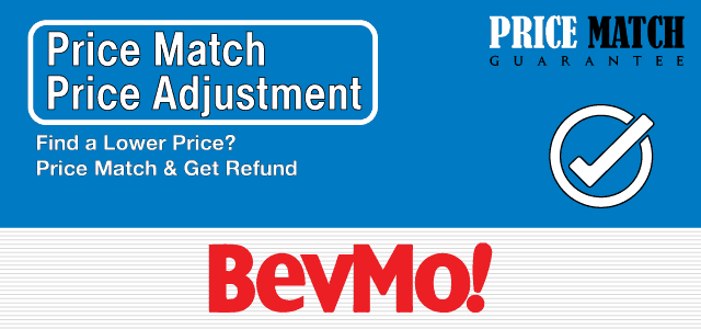 Bevmo Price Match Guarantee? | Price Adjustment Policy