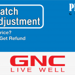 Does GNC Price Match & Adjustment Policy And Understand The Adjustments